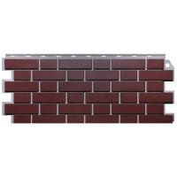 Фасадная панель FineBer Кирпич облицовочный Жженый 1130х463 мм