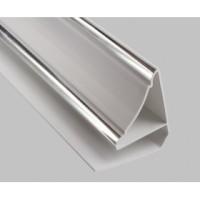 Молдинг Потолочный Серебро ПВХ 3000 мм