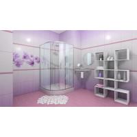 Панель ПВХ Шафран (рисунок) 2700х250 мм 3D Дизайн