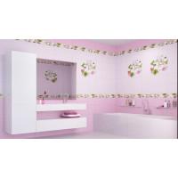 Яблоневый цвет розовый (рисунок) Сэндвич Панели ПВХ