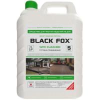Чистящее средство BLACK FOX wpc cleaner для террасных досок из ДПК 5л.